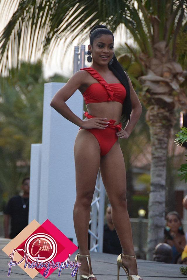 Road to Miss Universe Curacao 2019 is Kyrsha Attaf 61941010