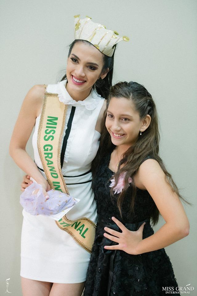 Official Thread of MISS GRAND INTERNATIONAL 2018 - María Clara Sosa - PARAGUAY - Page 4 62019210