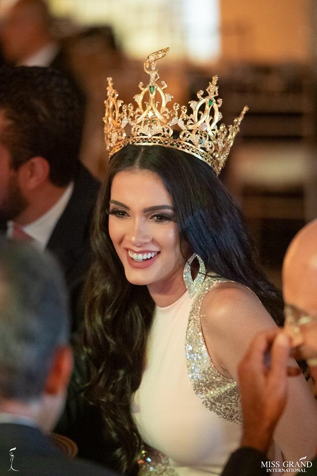 Official Thread of MISS GRAND INTERNATIONAL 2018 - María Clara Sosa - PARAGUAY - Page 4 62021411