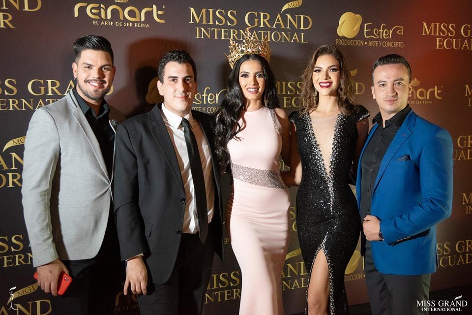 Official Thread of MISS GRAND INTERNATIONAL 2018 - María Clara Sosa - PARAGUAY - Page 4 62026312
