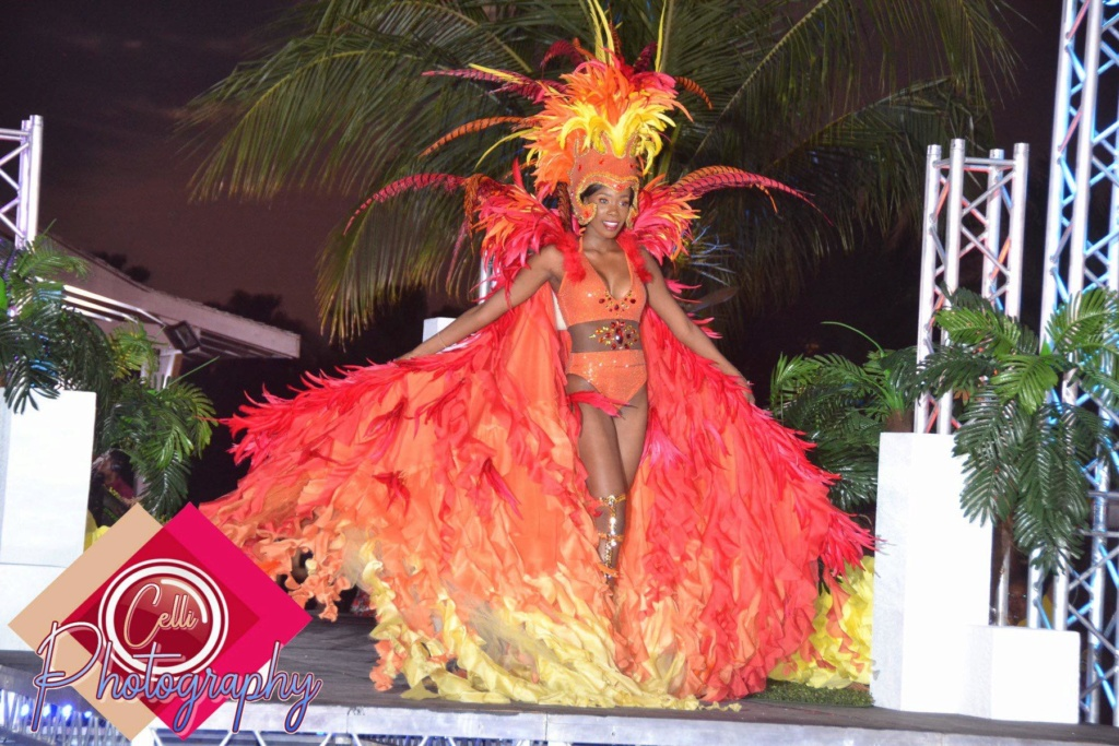 Road to Miss Universe Curacao 2019 is Kyrsha Attaf 62053810