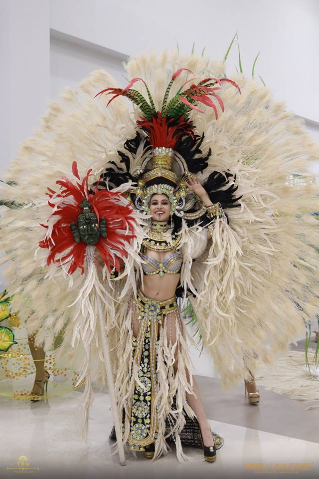 Miss Universe 2018 @ NATIONAL COSTUMES - Photos and video added - Page 6 6206