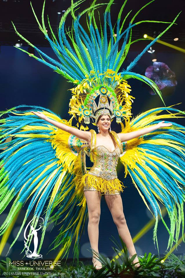 Miss Universe 2018 @ NATIONAL COSTUMES - Photos and video added - Page 6 6207
