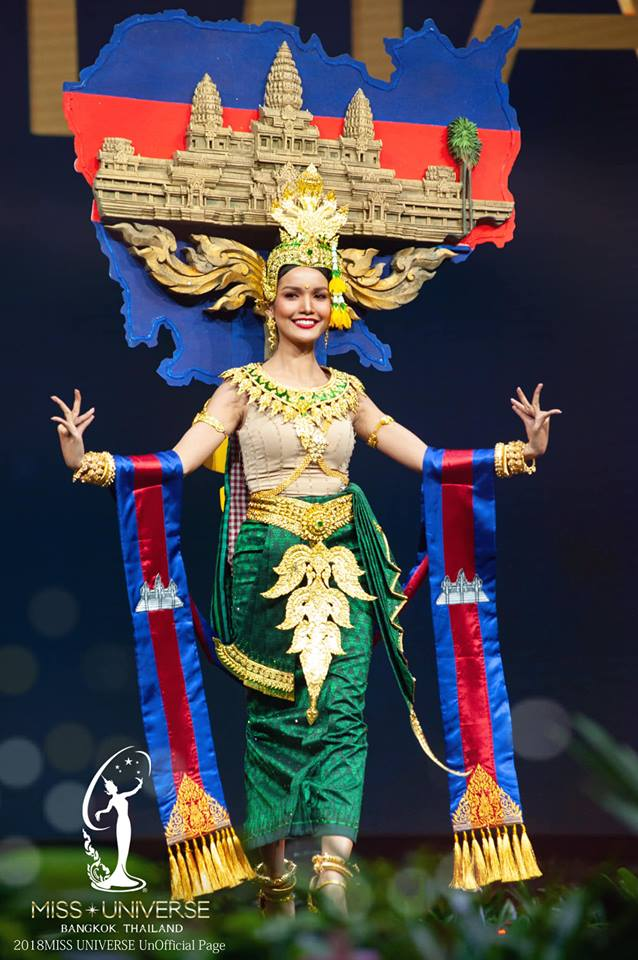 Miss Universe 2018 @ NATIONAL COSTUMES - Photos and video added - Page 6 6208