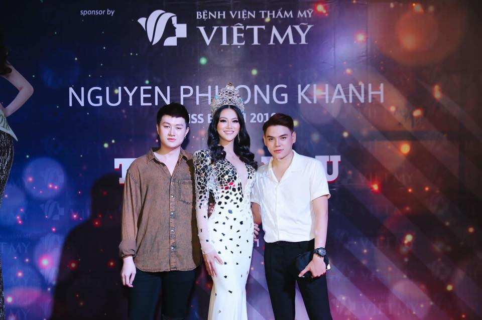 ** Official Thread of Miss Earth 2018-Phuong Khanh Nguyen from VIETNAM** - Page 3 6217
