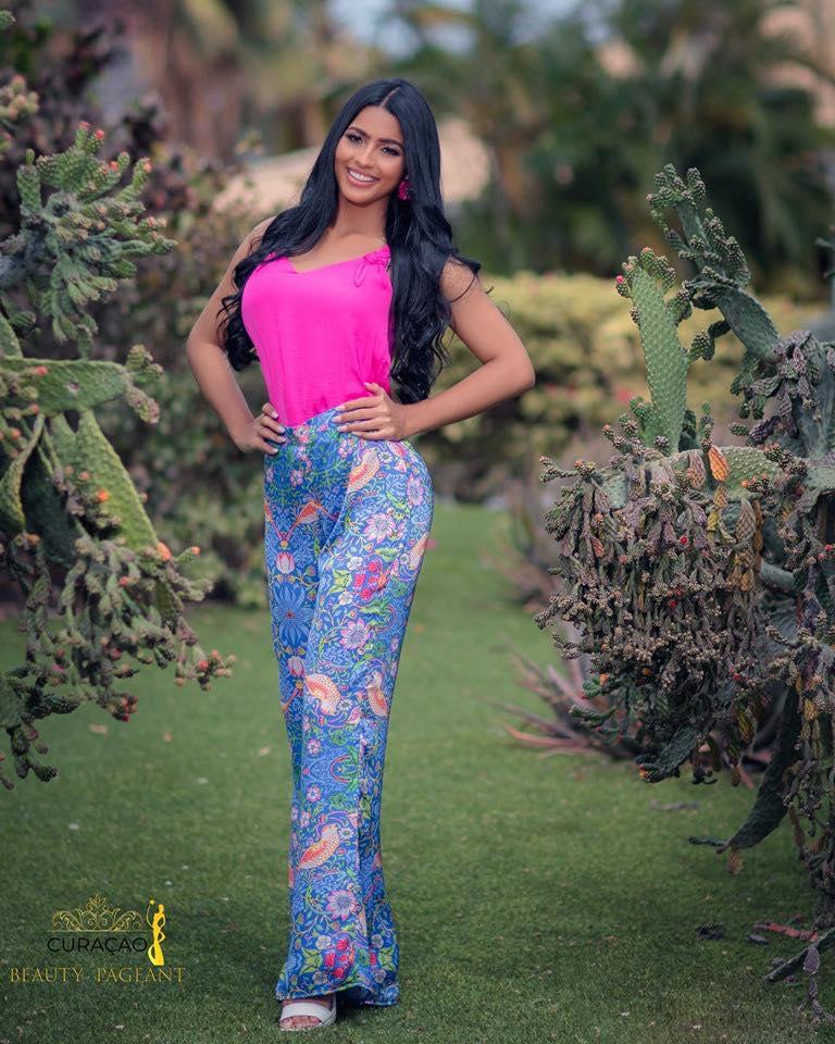 Road to Miss Universe Curacao 2019 is Kyrsha Attaf 62191210