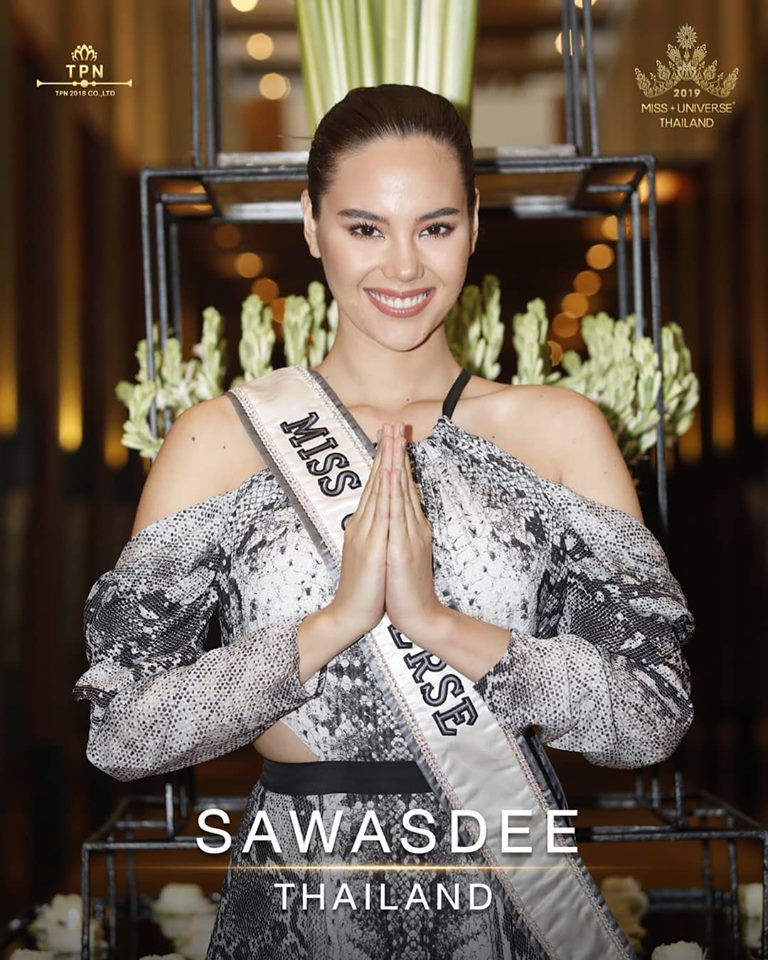 ♔ The Official Thread of MISS UNIVERSE® 2018 Catriona Gray of Philippines ♔ - Page 17 62242611