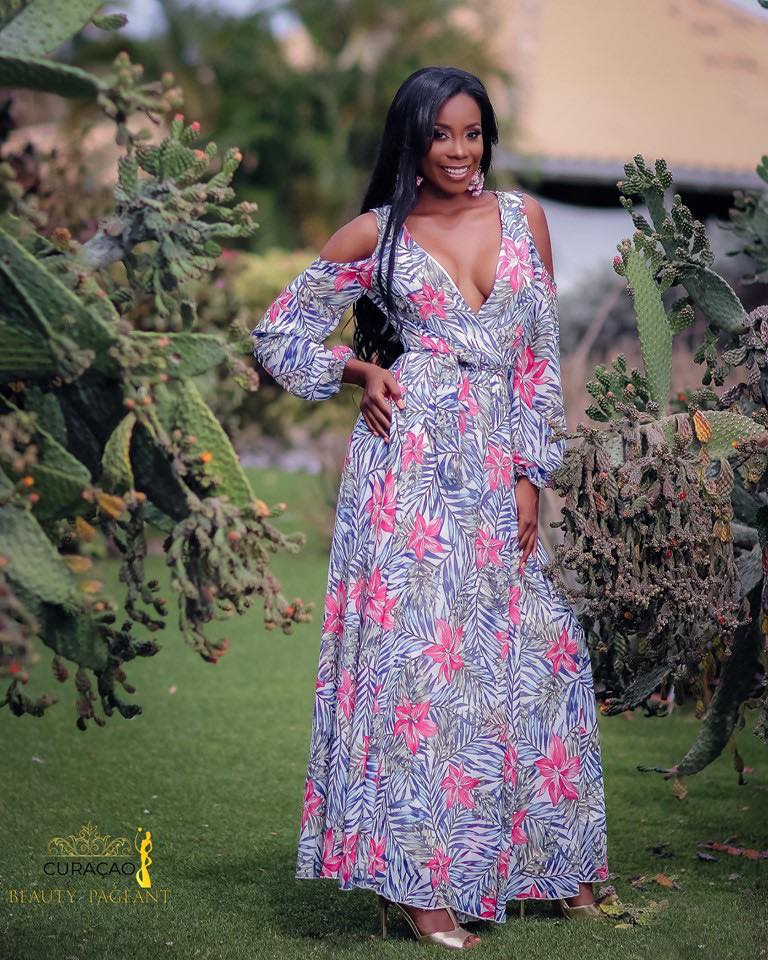 Road to Miss Universe Curacao 2019 is Kyrsha Attaf 62342610