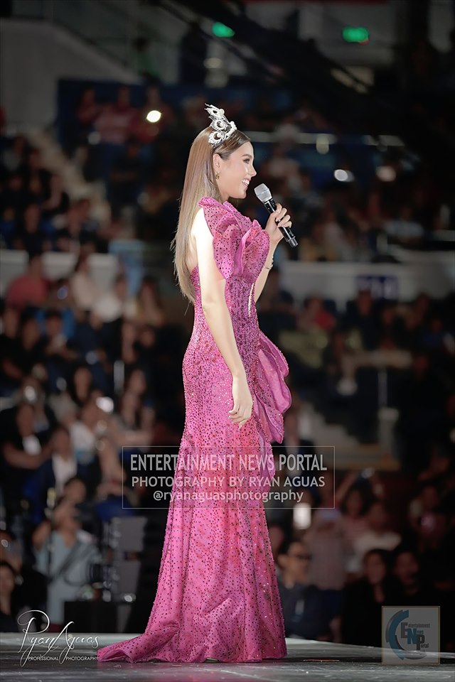 ♔ The Official Thread of MISS UNIVERSE® 2018 Catriona Gray of Philippines ♔ - Page 16 62412710