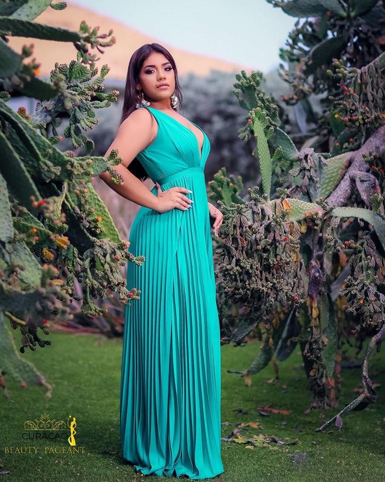 Road to Miss Universe Curacao 2019 is Kyrsha Attaf 62479710