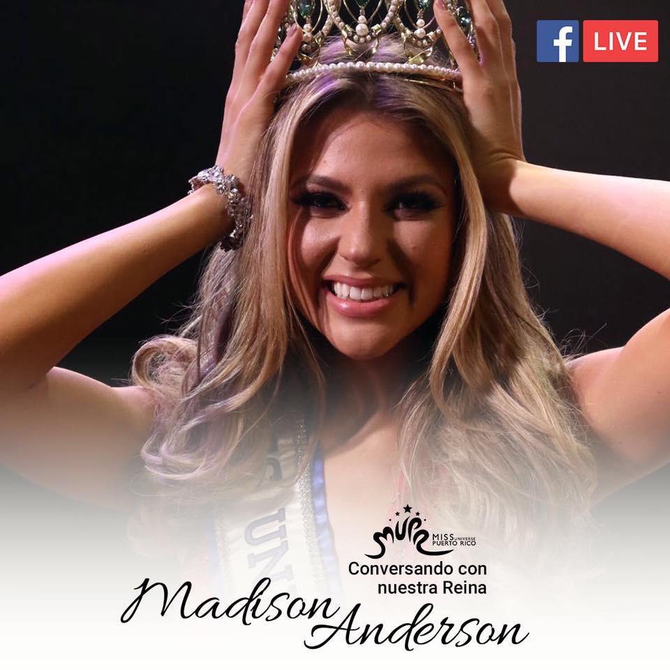 Madison Anderson (PUERTO RICO GRAND INTERNATIONAL 2016 & UNIVERSE 2019) - Page 2 62599810