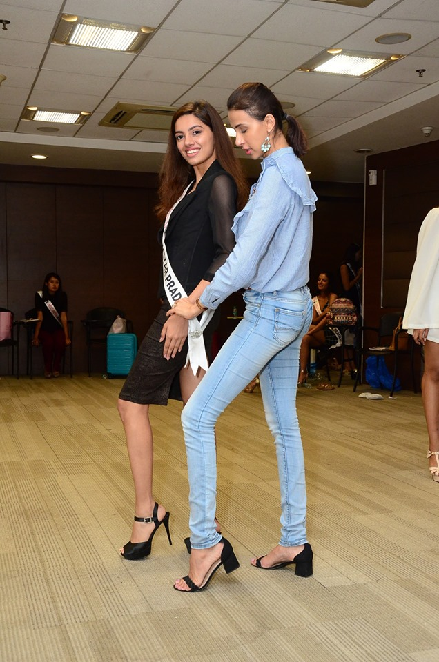 Road to FEMINA MISS INDIA 2019 - Page 4 62655110