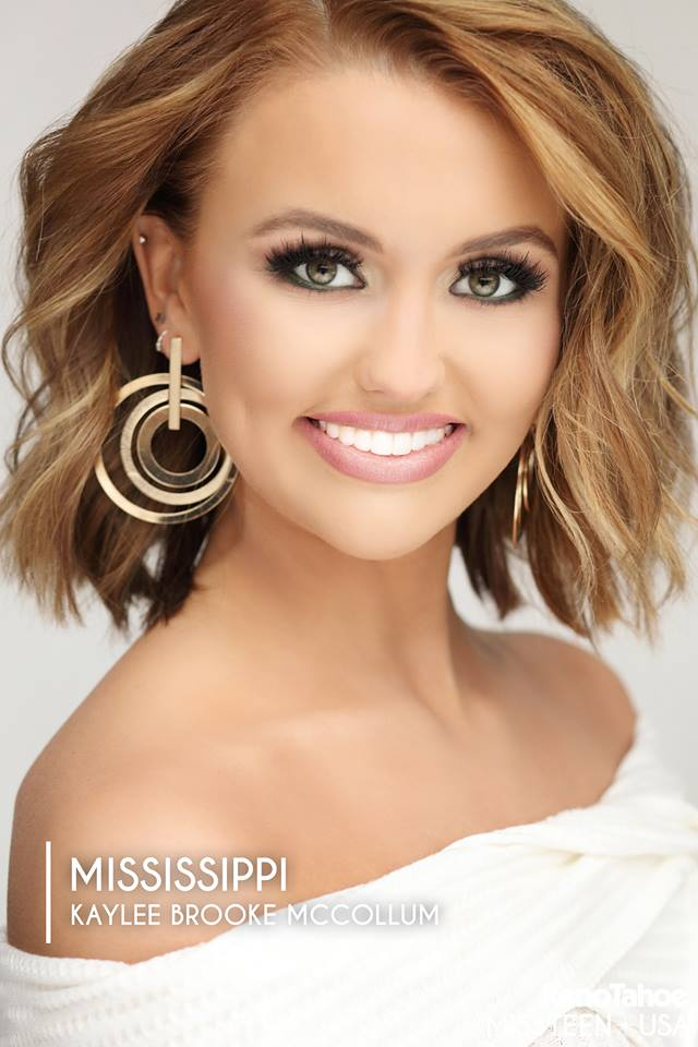 MISS TEEN USA 2019 - FINALS! 6277