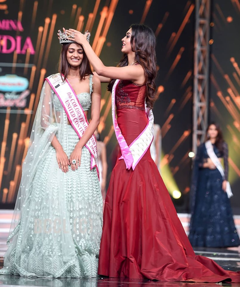 Miss India United Continents 2019: Bihar - Shreya Shanker 64365110