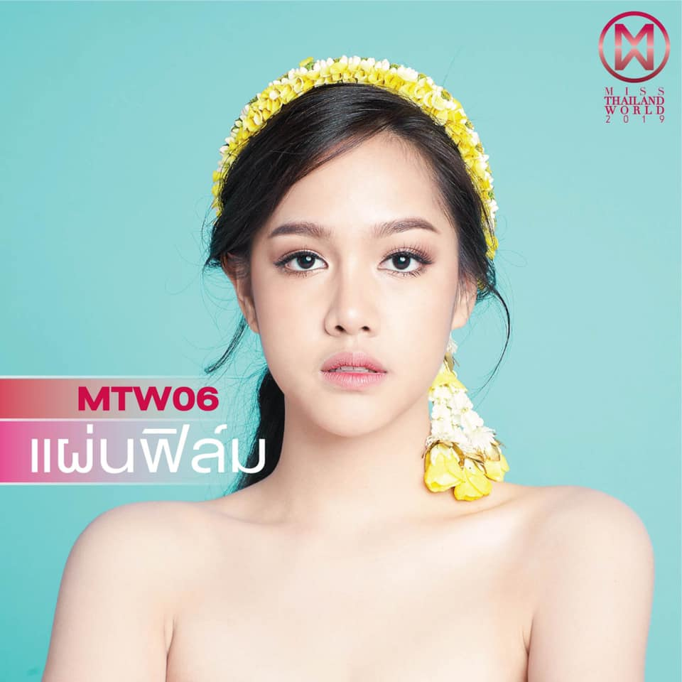 Round 15th : Miss Thailand World 2019 6458