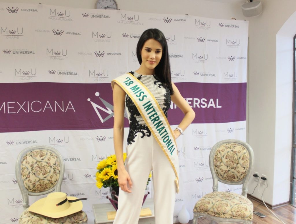 Mariem Velazco - MISS INTERNATIONAL 2018 - Official Thread 64648010