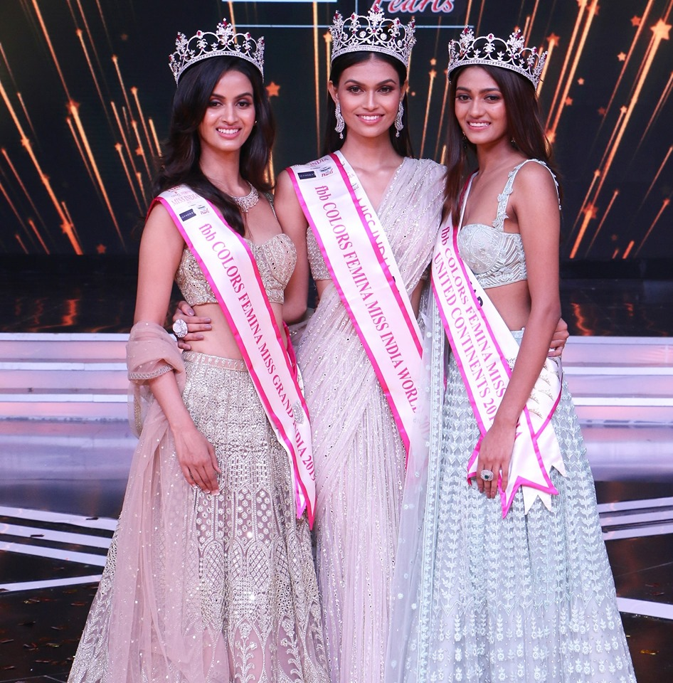 Road to FEMINA MISS INDIA 2019 - Page 4 64682710