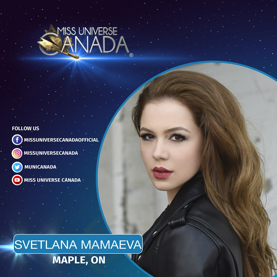 Road to MISS UNIVERSE CANADA 2019! 64776412