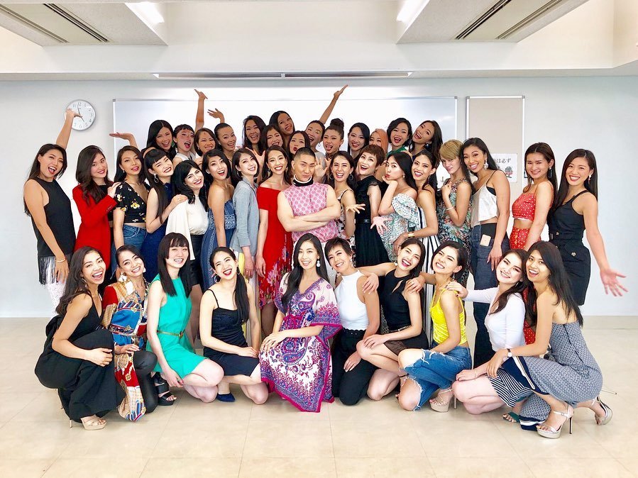 Road to MISS UNIVERSE JAPAN 2O19 65254010