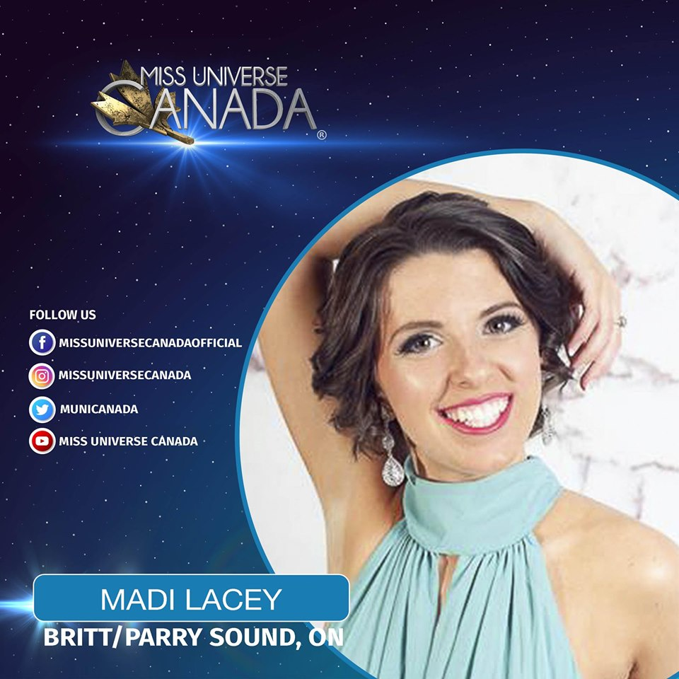 Road to MISS UNIVERSE CANADA 2019! 65387110