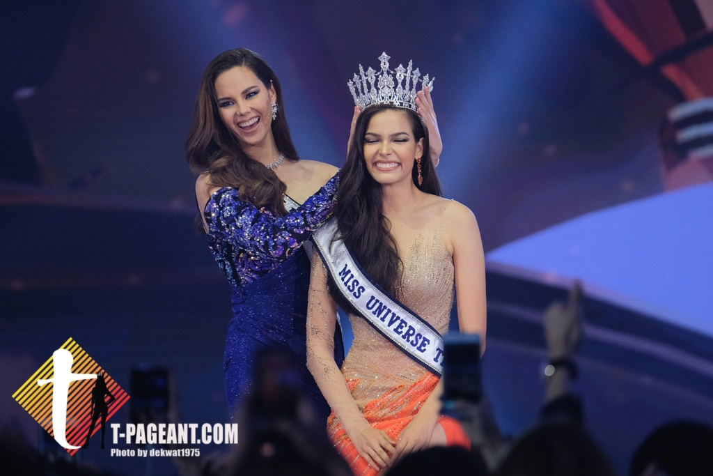 ♔ The Official Thread of MISS UNIVERSE® 2018 Catriona Gray of Philippines ♔ - Page 17 65421610
