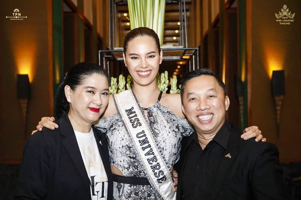 ♔ The Official Thread of MISS UNIVERSE® 2018 Catriona Gray of Philippines ♔ - Page 17 65423310