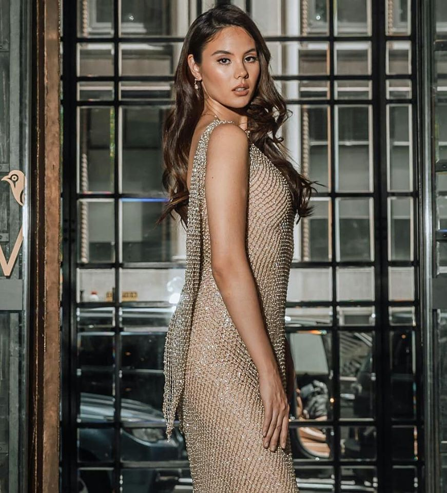 ♔ The Official Thread of MISS UNIVERSE® 2018 Catriona Gray of Philippines ♔ - Page 17 65442011