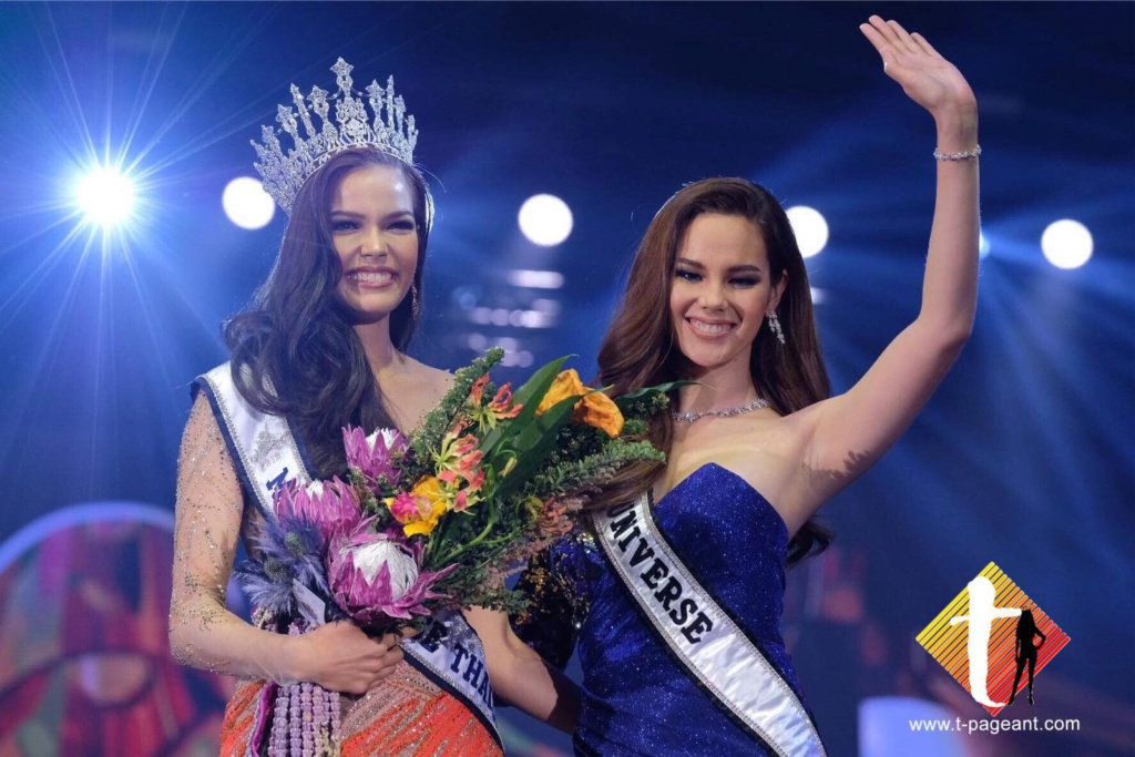 ♔ The Official Thread of MISS UNIVERSE® 2018 Catriona Gray of Philippines ♔ - Page 17 65477912