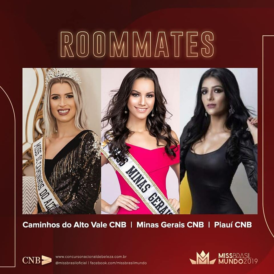 ROAD TO MISS BRASIL MUNDO 2019 is Espírito Santo 6550