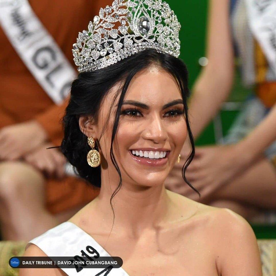 MISS UNIVERSE PHILIPPINES 2019: Gazini Ganados  - Page 3 65541510
