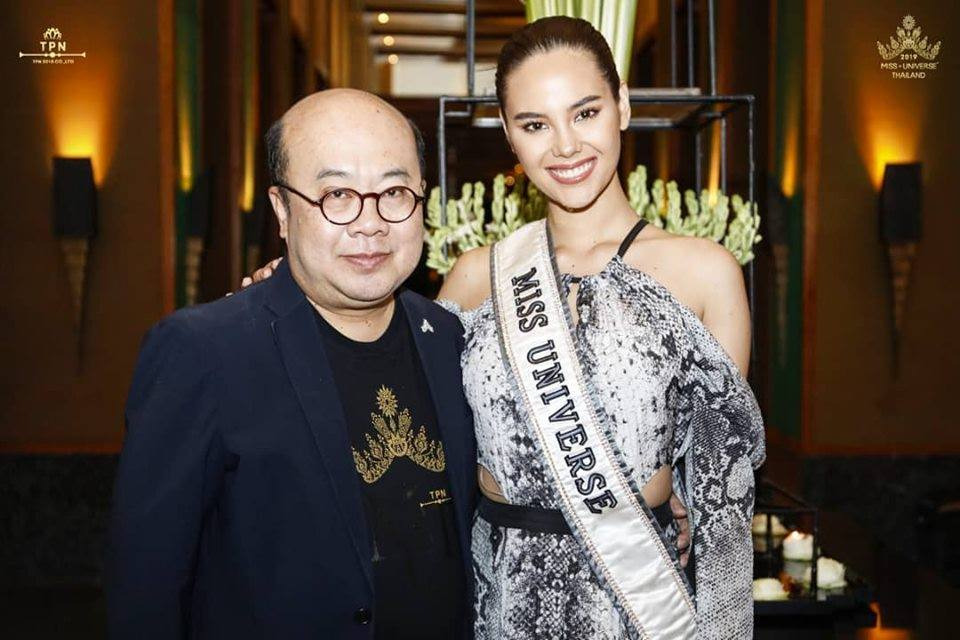♔ The Official Thread of MISS UNIVERSE® 2018 Catriona Gray of Philippines ♔ - Page 17 65611210