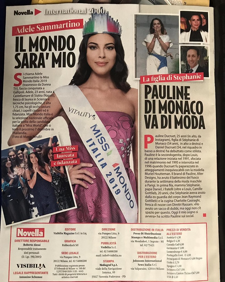 Adele Sammartino (ITALY 2019) 65640710