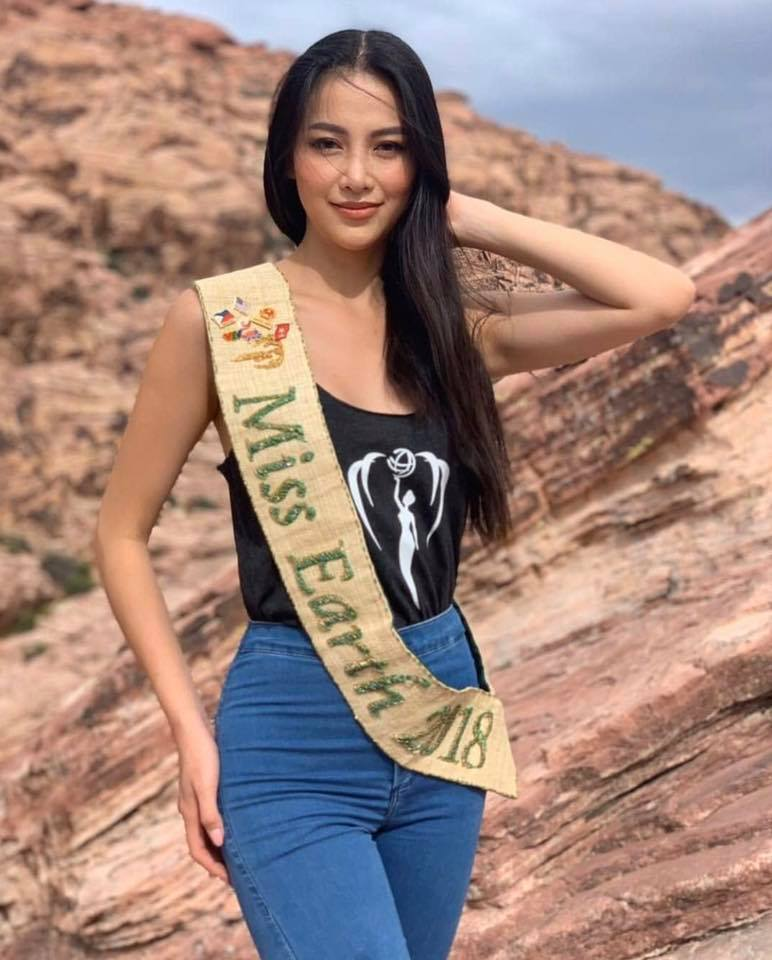 ** Official Thread of Miss Earth 2018-Phuong Khanh Nguyen from VIETNAM** - Page 6 65742410