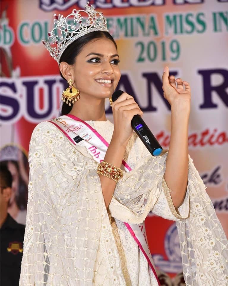 MISS FEMINA INDIA 2019: Suman Rao  65745610