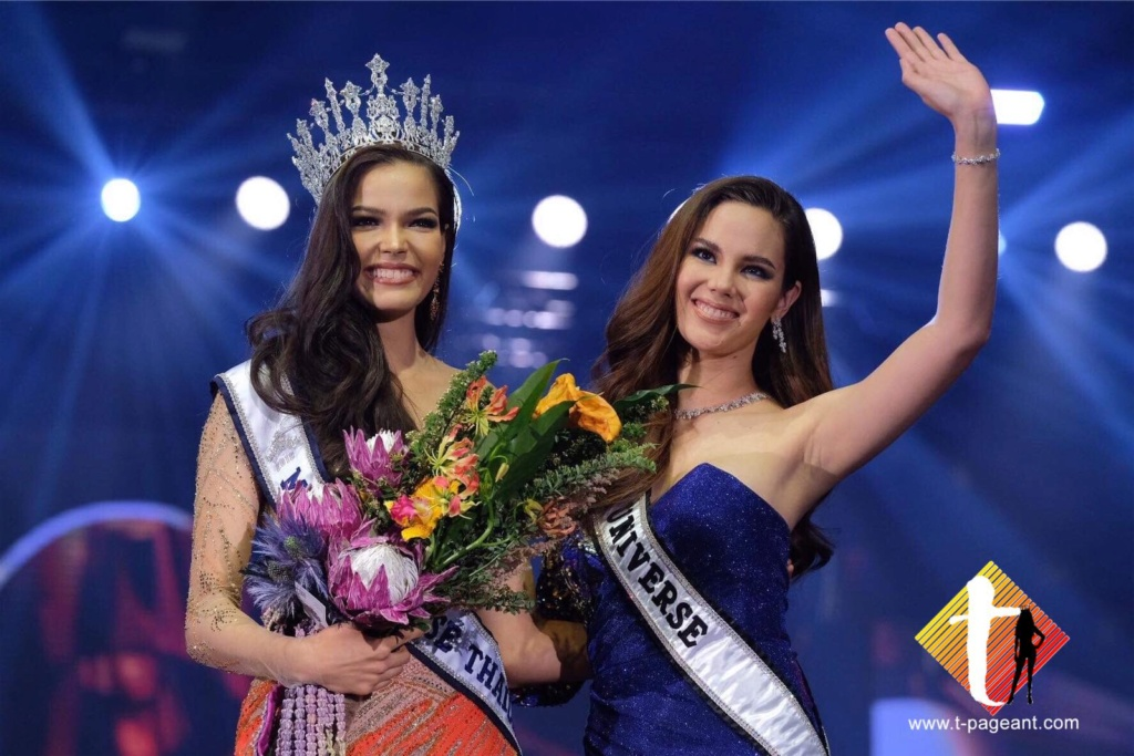 ♔ The Official Thread of MISS UNIVERSE® 2018 Catriona Gray of Philippines ♔ - Page 17 65761310