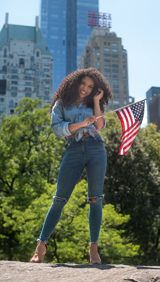MISS USA 2019:Cheslie Kryst  - Page 2 65763811