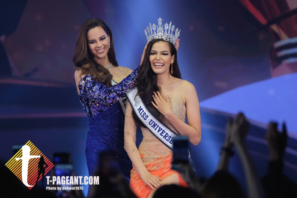 ♔ The Official Thread of MISS UNIVERSE® 2018 Catriona Gray of Philippines ♔ - Page 17 65808010