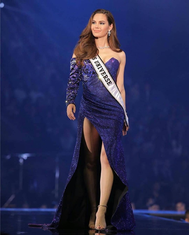 ♔ The Official Thread of MISS UNIVERSE® 2018 Catriona Gray of Philippines ♔ - Page 17 65943210