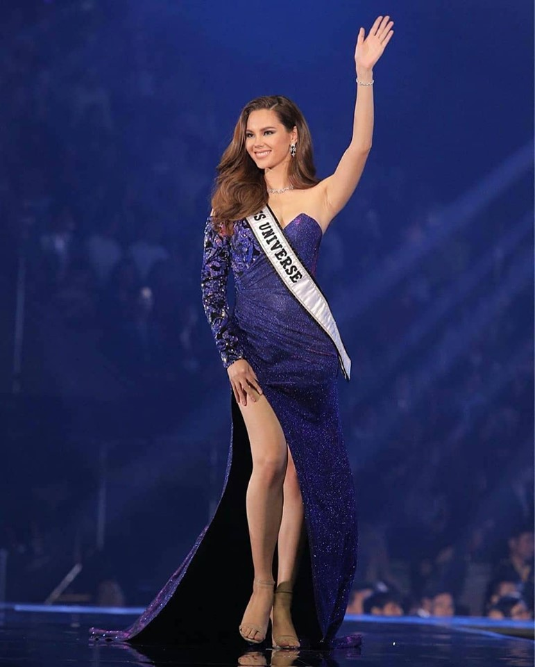 ♔ The Official Thread of MISS UNIVERSE® 2018 Catriona Gray of Philippines ♔ - Page 17 65992711