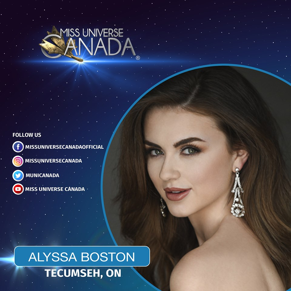 Road to MISS UNIVERSE CANADA 2019! 66020010