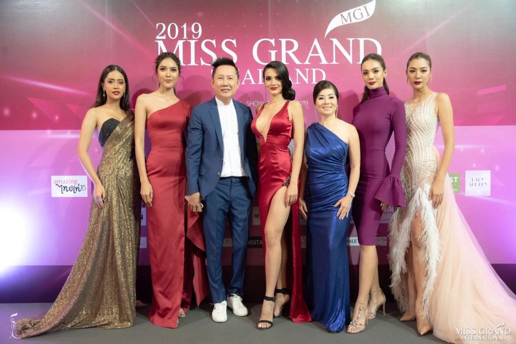 Official Thread of MISS GRAND INTERNATIONAL 2018 - María Clara Sosa - PARAGUAY - Page 4 66419810