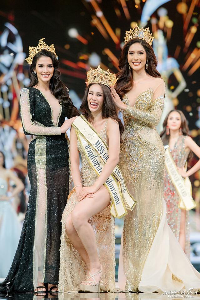 Official Thread of MISS GRAND INTERNATIONAL 2018 - María Clara Sosa - PARAGUAY - Page 4 66906312