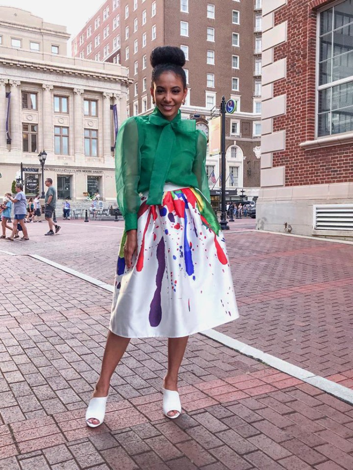 MISS USA 2019:Cheslie Kryst  - Page 2 67324910