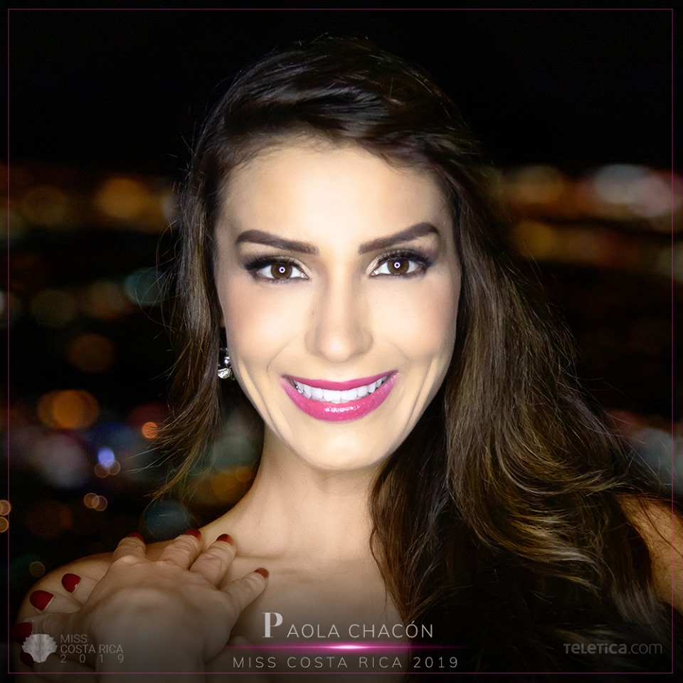 Paola Chacón (COSTA RICA SUPRANATIONAL 2016, INTERNATIONAL 2017 & UNIVERSE 2019) 67350110