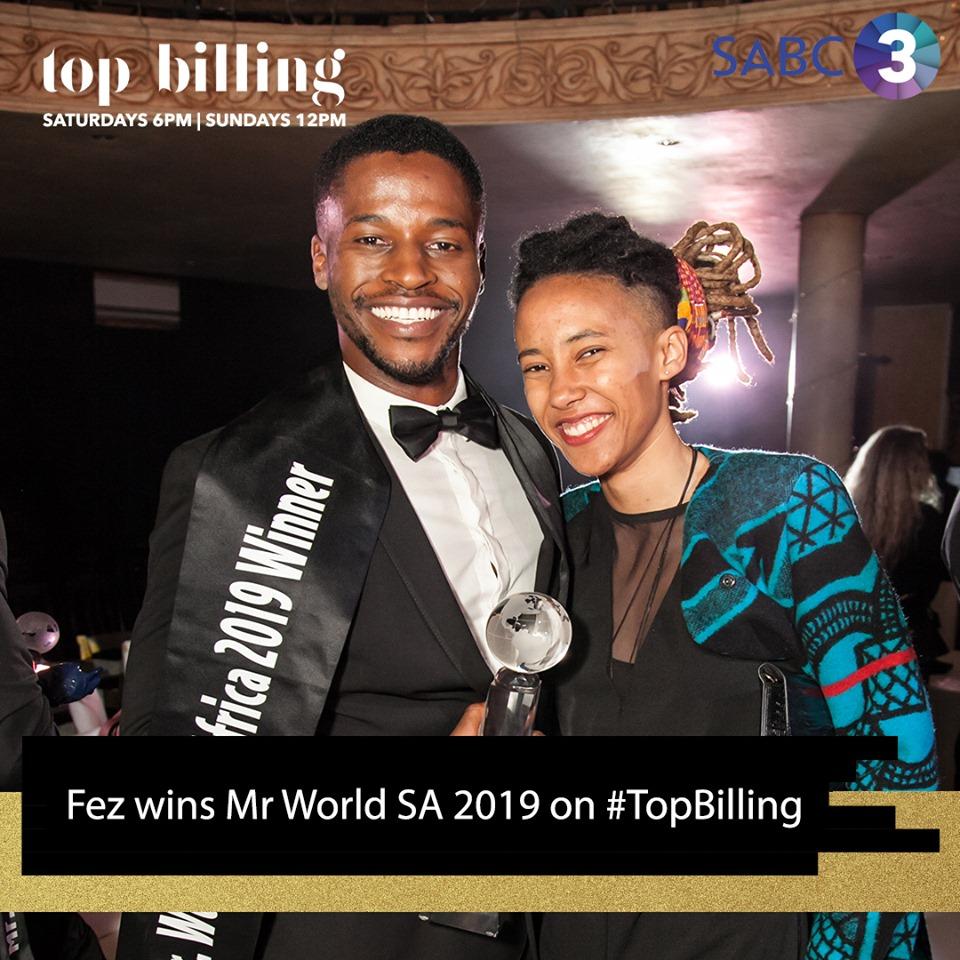 Fezile Mkhize (SOUTH AFRICA 2019) 67355410