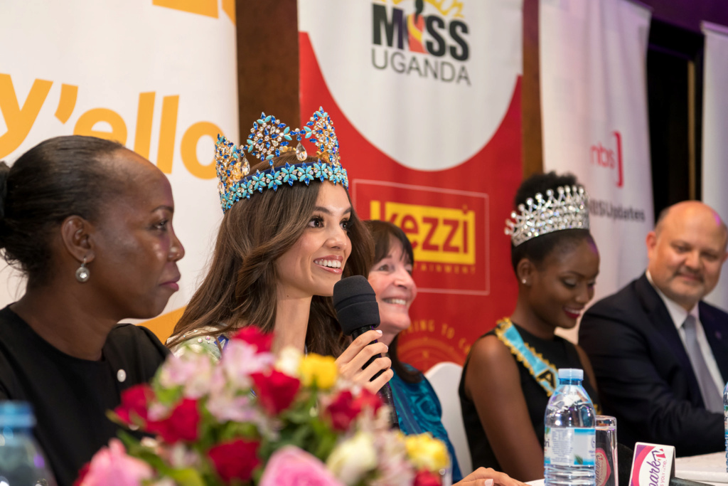Official Thread of Miss World 2018 ® Vanessa Ponce De León - MEXICO - Page 6 67407410