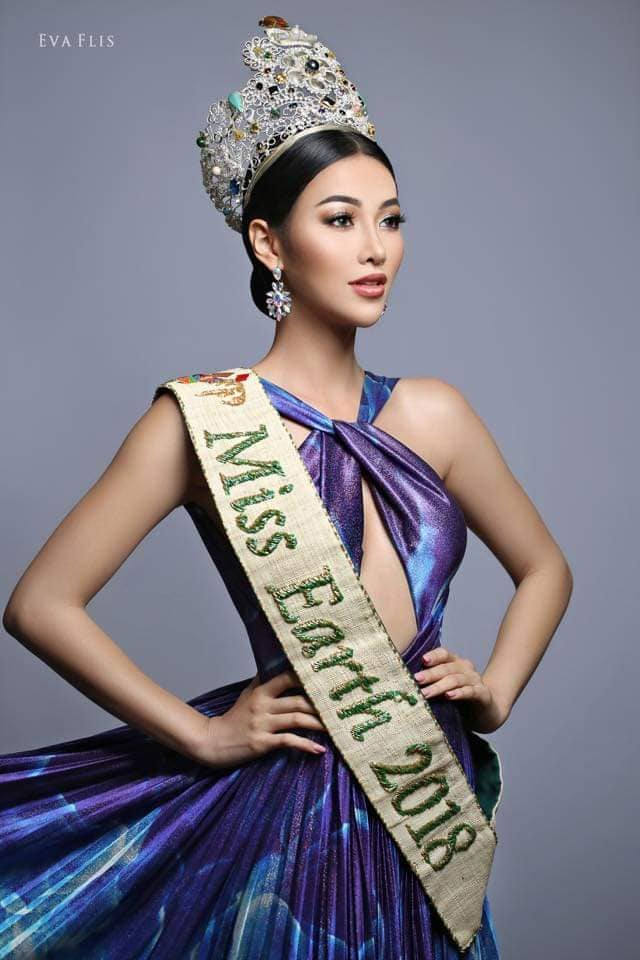 ** Official Thread of Miss Earth 2018-Phuong Khanh Nguyen from VIETNAM** - Page 6 67490910