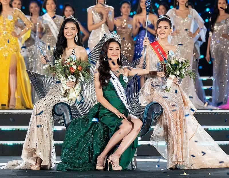 Lương Thuỳ Linh (VIETNAM 2019) 67534010