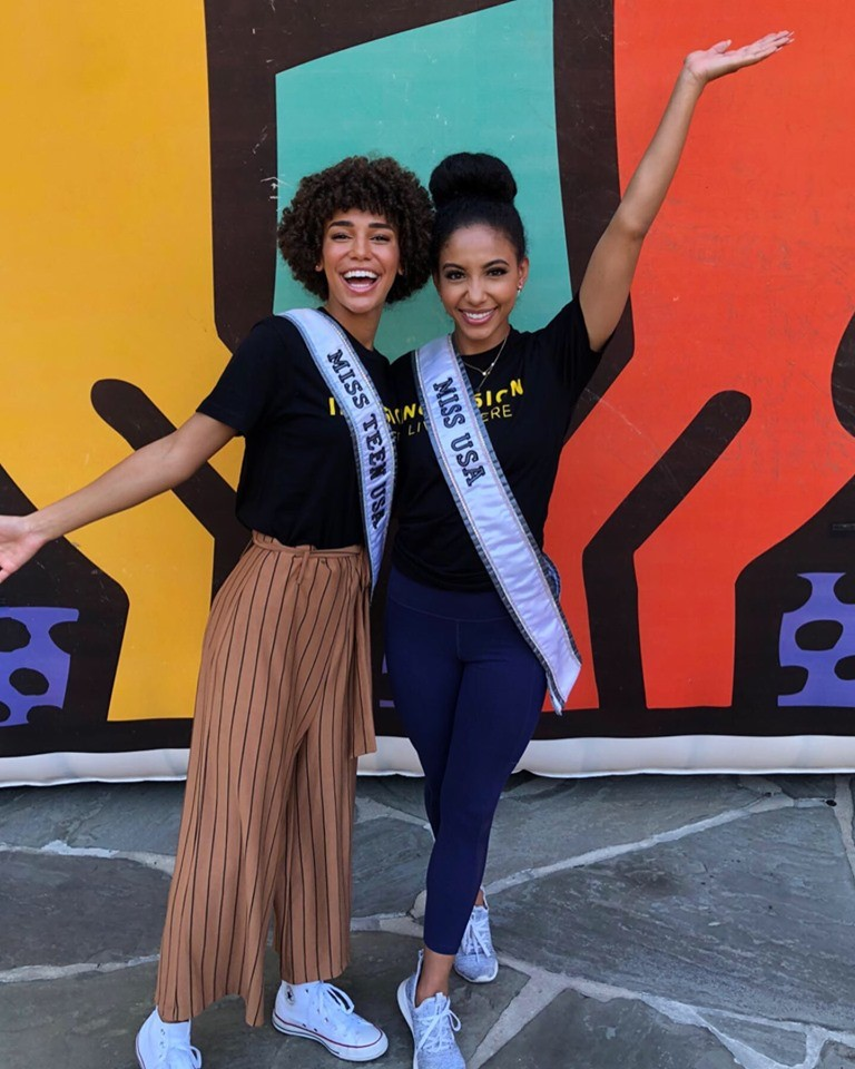 MISS USA 2019:Cheslie Kryst  - Page 2 67688710