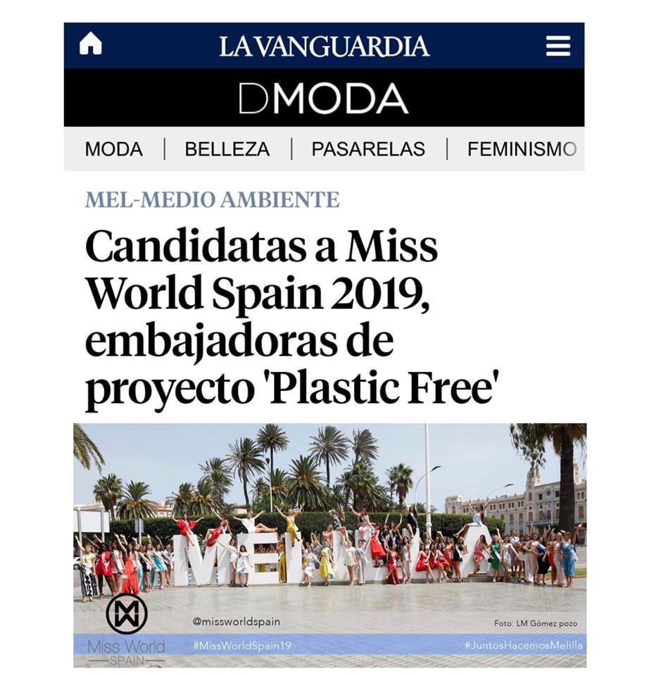Road to MISS WORLD SPAIN 2019 - Page 2 67755410